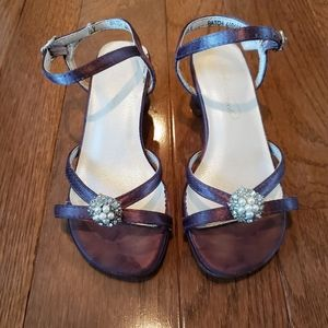Michaelangelo Girls Carly Strappy Sandals 8